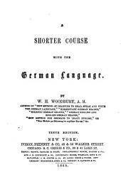 A Shorter Course with the German Language