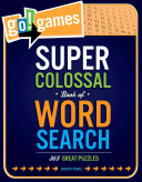 Go games Super Colossal Book of Word Search PDF