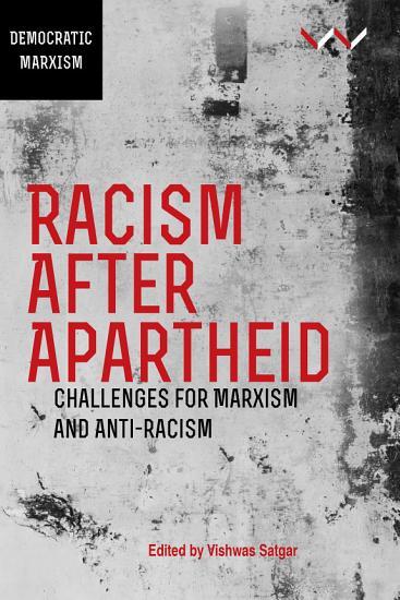 Racism after Apartheid PDF