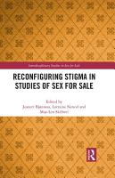 Reconfiguring Stigma in Studies of Sex for Sale PDF