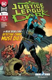 Justice League Dark (2018-) #6