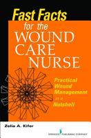 Fast Facts for Wound Care Nursing PDF