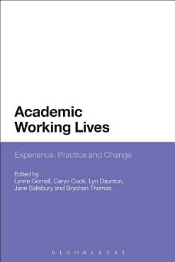 Academic Working Lives PDF