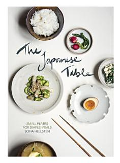 Japanese Table Book