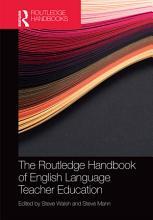 The Routledge Handbook of English Language Teacher Education PDF