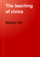 The Teaching of Civics