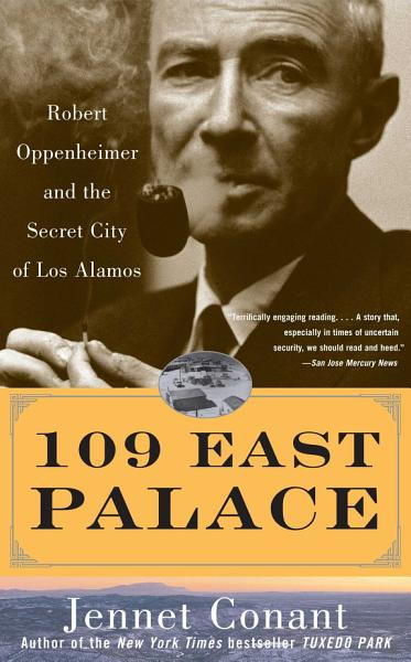 Download 109 East Palace Book