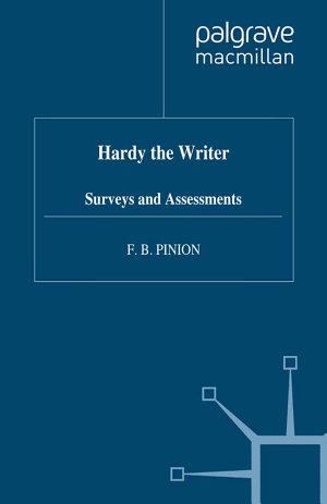 Hardy the Writer