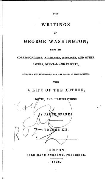 Download The Writings of George Washington Book