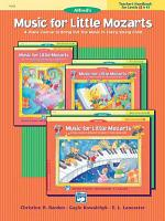 Music for Little Mozarts  Teacher s Handbook for Books 1   2 PDF