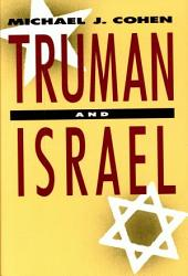 Truman And Israel Book PDF