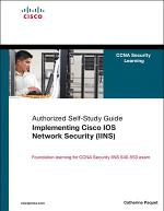 Implementing Cisco IOS Network Security (IINS)