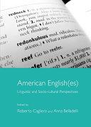 American English(es)