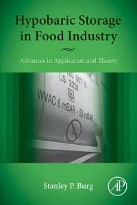 Hypobaric Storage in Food Industry