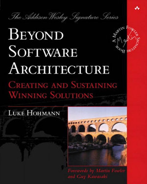 Beyond Software Architecture PDF