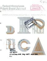 Federal Home Loan Bank Board Journal PDF