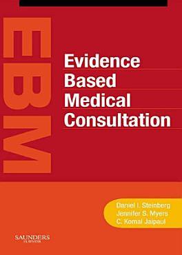 Evidence Based Medical Consultation E Book PDF