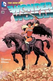 Wonder Woman (2011- ) #24