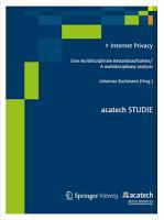 Internet Privacy PDF