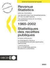 Revenue Statistics 2003