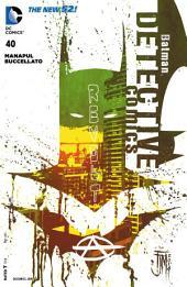 Detective Comics (2011-) #40