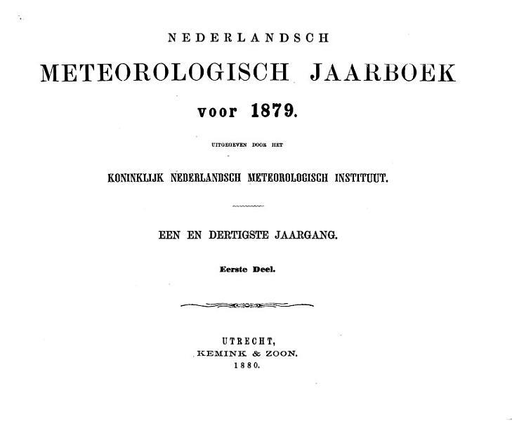 Download Jaarboek   Kninklijk Nederlands Meteorologisch Instituut Book