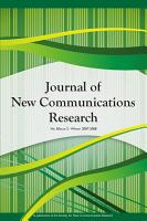 Journal of New Communications Research  Vol II PDF