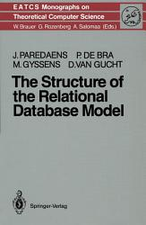 The Structure Of The Relational Database Model PDF
