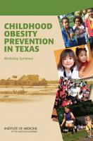 Childhood Obesity Prevention in Texas PDF