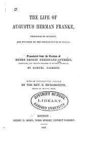 The Life of Augustus Herman Franké