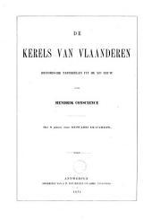 De kerels van Vlaanderen: historische tafereelen uit de XIIe eeuw