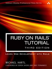 Ruby on Rails Tutorial: Learn Web Development with Rails, Edition 3