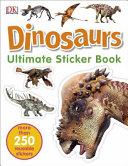 Dinosaurs Ultimate Sticker Book PDF