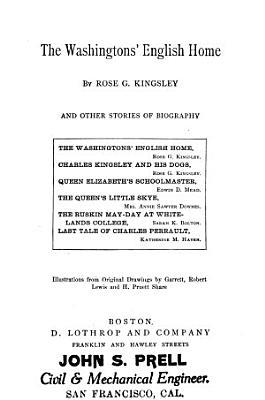 The Washingtons  English Home PDF