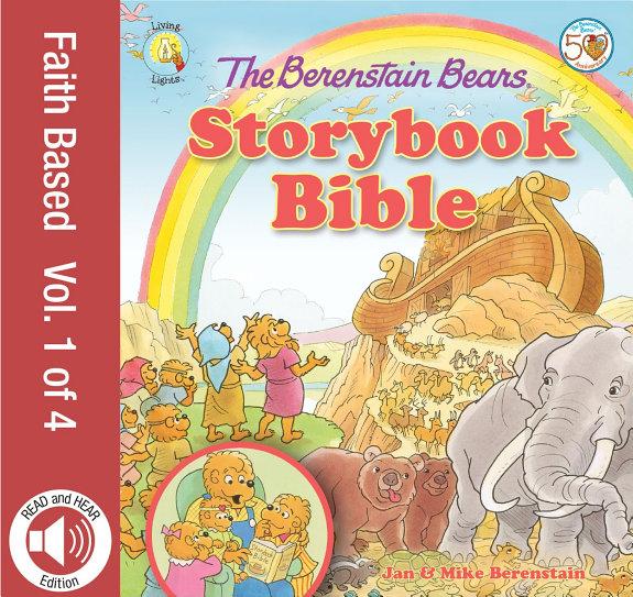 The Berenstain Bears Storybook Bible  volume 1 PDF