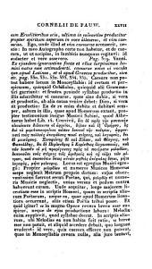Phrynichi Eclogae nominum et verborum atticorum: accedunt fragmentum Herodiani et notae praefationes Nunnesii et Pauwii et parerga