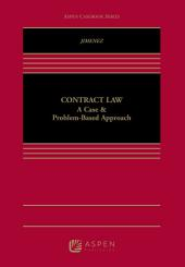 Contract Law: A Case and Problem Based Approach
