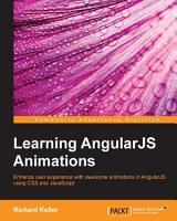 Learning AngularJS Animations PDF