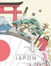 Livre de coloriage pour adultes Japon 1