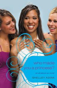 All About Us  4  Who Made You a Princess  Book