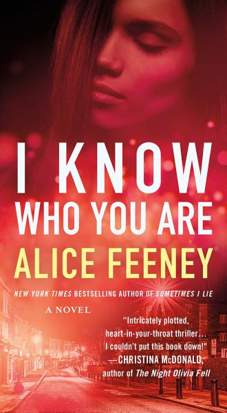 Download I Know Who You Are Book
