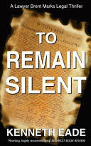 Download To Remain Silent Book