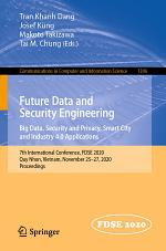 Future Data and Security Engineering. Big Data, Security and Privacy, Smart City and Industry 4.0 Applications