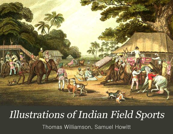 Illustrations of Indian Field Sports PDF