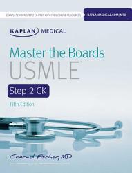 Master The Boards Usmle Step 2 Ck Book PDF