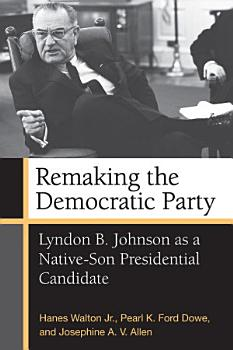 Remaking the Democratic Party PDF