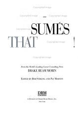 Real life Resum  s that Work  PDF