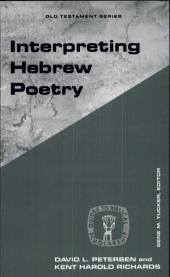 Interpreting Hebrew Poetry