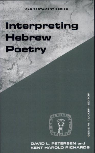Interpreting Hebrew Poetry