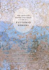 The Selected Poetry and Prose of Vittorio Sereni: A Bilingual Edition